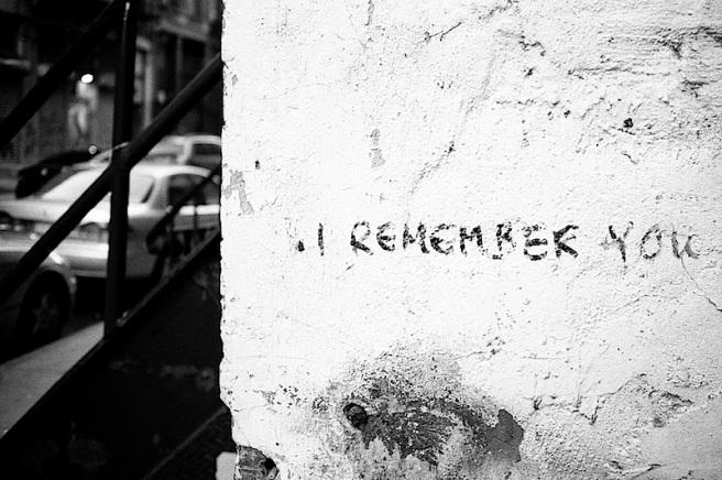"""photo credit """"We Were Strangers"""" c 2012 Redboy"""