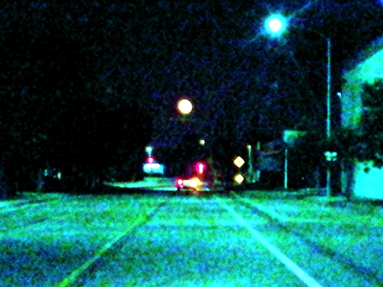 Streetlight Moon c Copyright 2013-2014 Bill Friday
