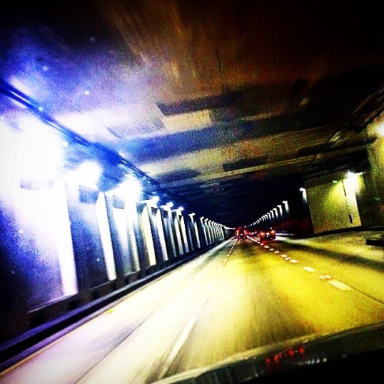 Sepulveda Tunnel c 2015 Bill Friday