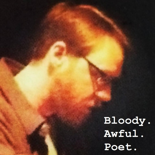 nano BLOODY AWFUL POET