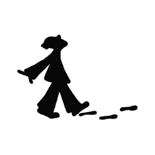 walking backwards png