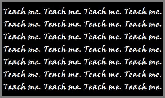 teach me png