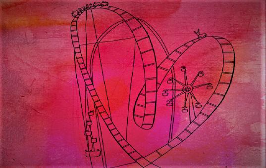 rollercoaster wide